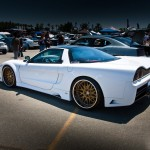 1991 Acura NSX with Veilside Fortune NSX Body Kit