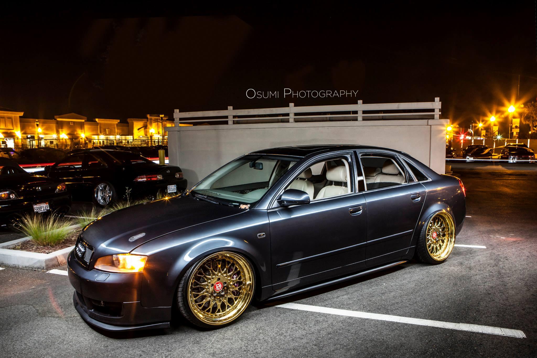 Audi A4 B6 1 Tuning