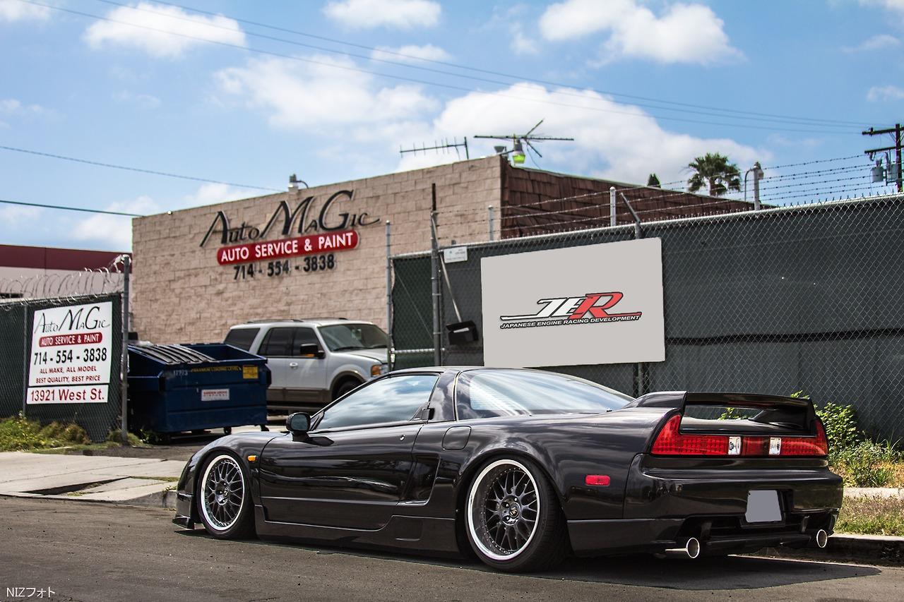 Acura NSX (2) | Tuning