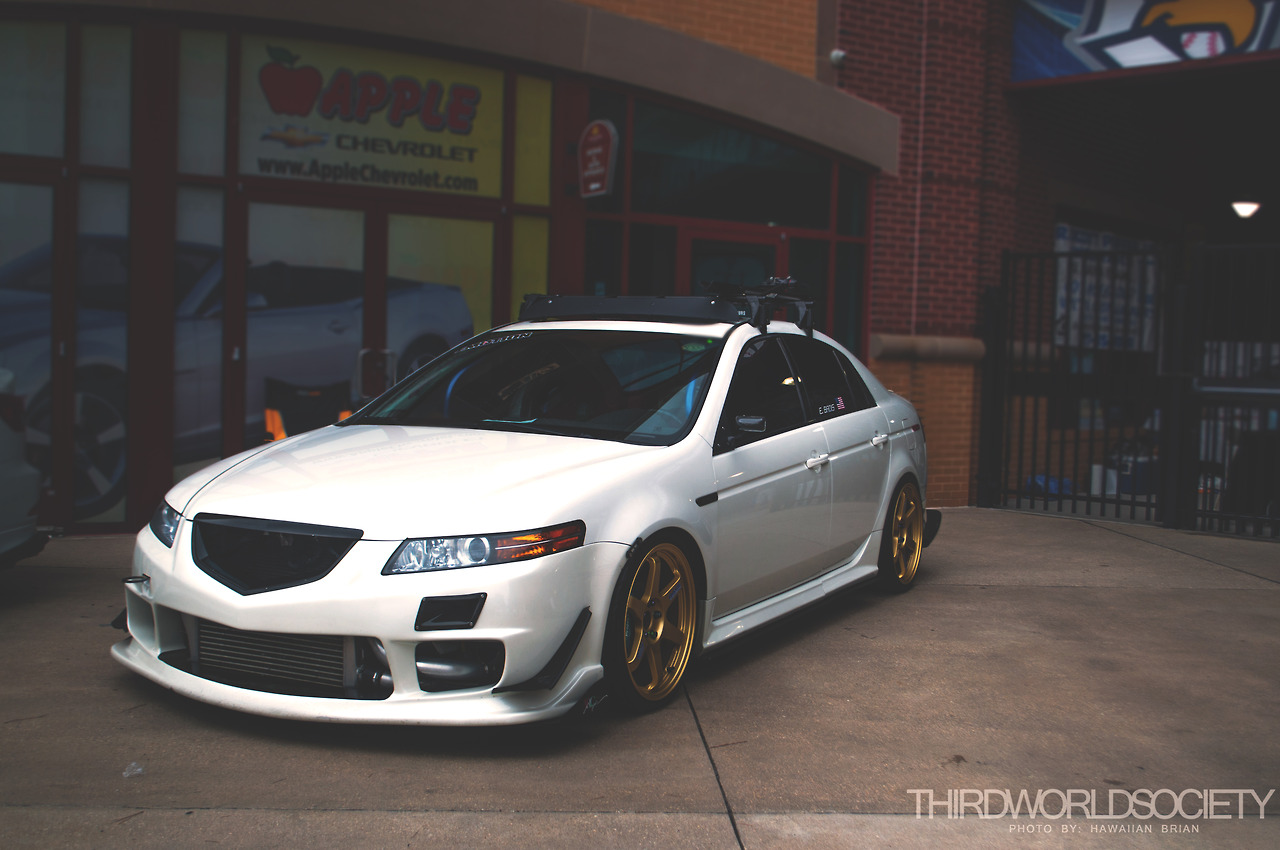 Acura TSX CL9 Tuning (5) | Tuning