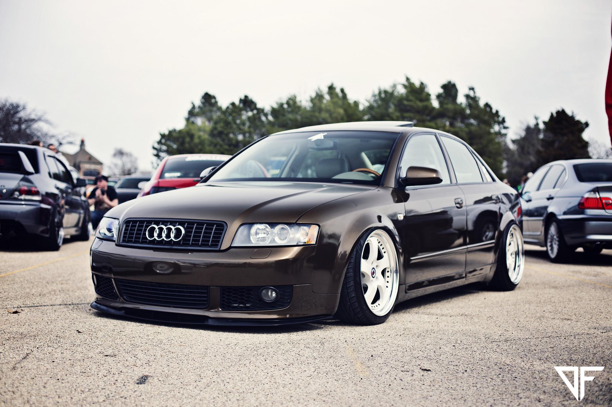 Audi A4 B6 2 Tuning