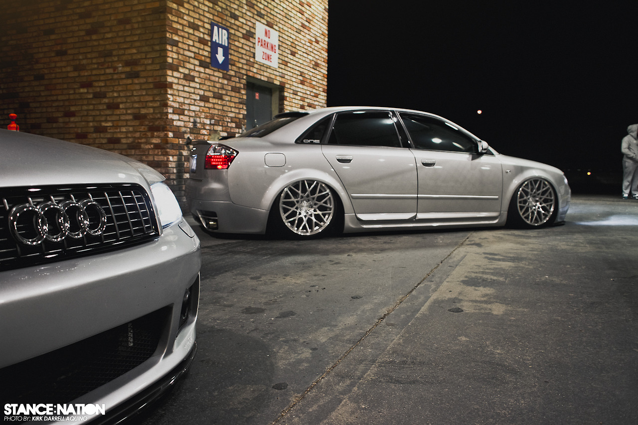 Audi A4 B6 Tuning 4 Tuning
