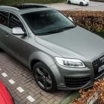 Audi Q7 Black Matte