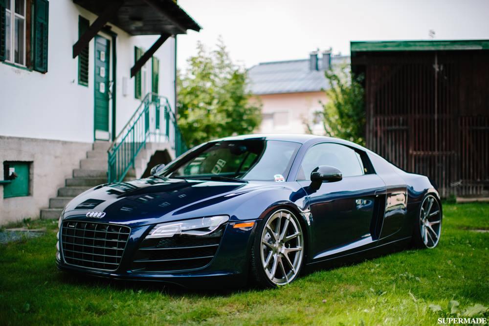 Audi R8 Tuning 7 Tuning