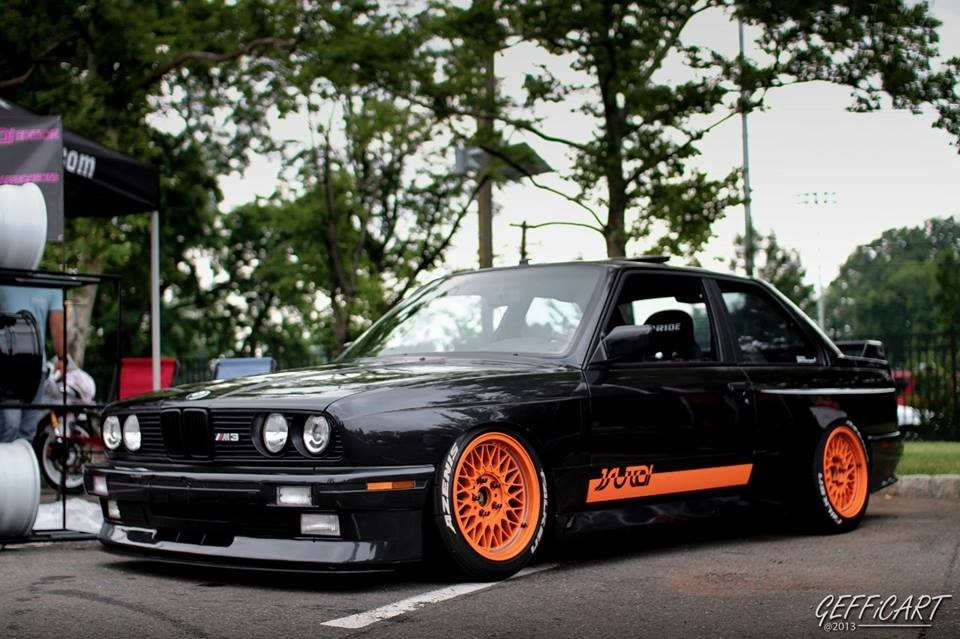 Bmw E30 M3 >> BMW 3 Series (E30) Tuning (1) | Tuning
