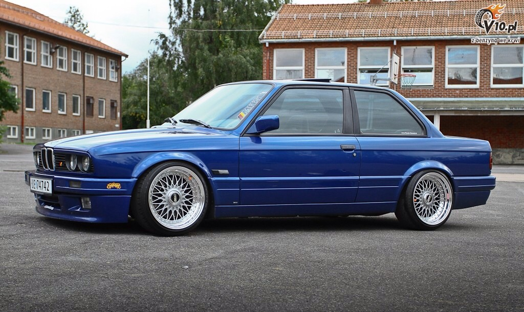 Bmw M2 Series >> BMW 3 Series (E30) Tuning (18) | Tuning