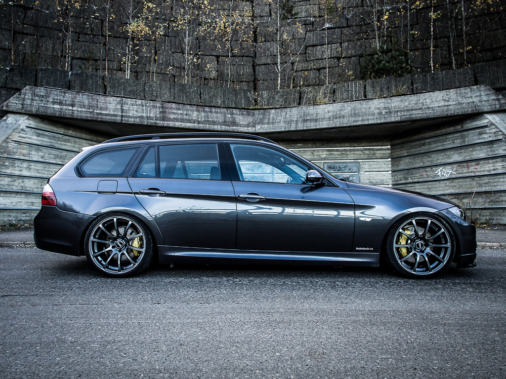 Bmw 3 Series Estate E91 Tuning 1 Tuning