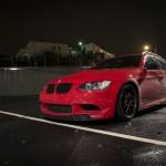 BMW E91 Tuning