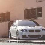 BMW F10 550i Tuning