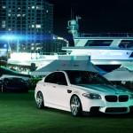 BMW M5 F10 ADV08 Track Spec
