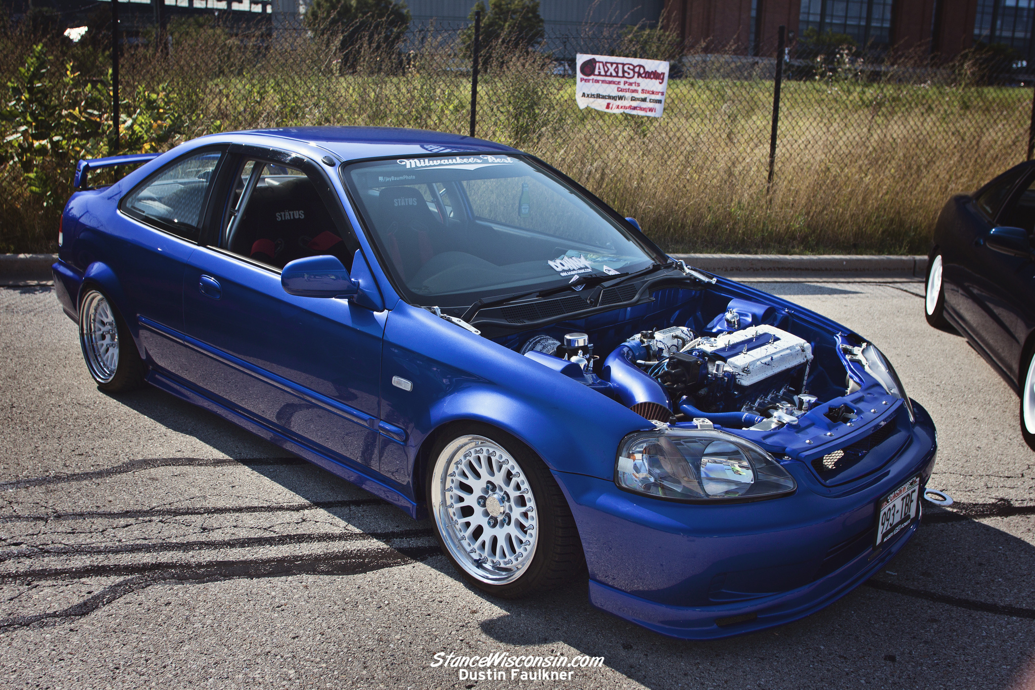 Civic 6 Coupe (1) | Tuning