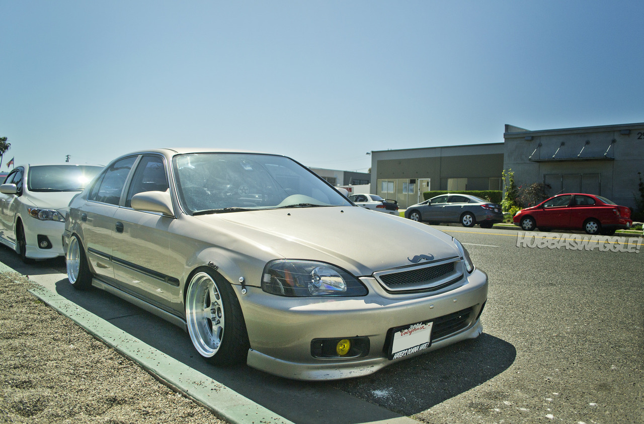Honda Civic Coupe 2002 Tuning