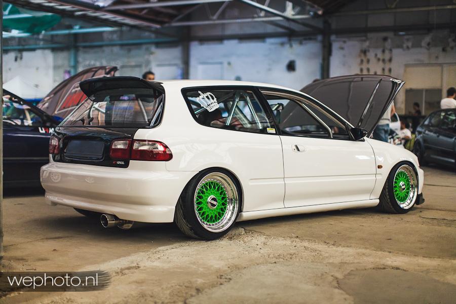 Honda Civic Sports Car