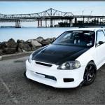 Custom Honda Civic 6G Hatchback (2)