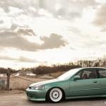 Custom Honda Civic 6G Hatchback (4)