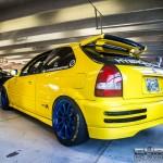 Custom Honda Civic 6G Hatchback (7)