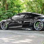 Dynamic Speed Audi R8