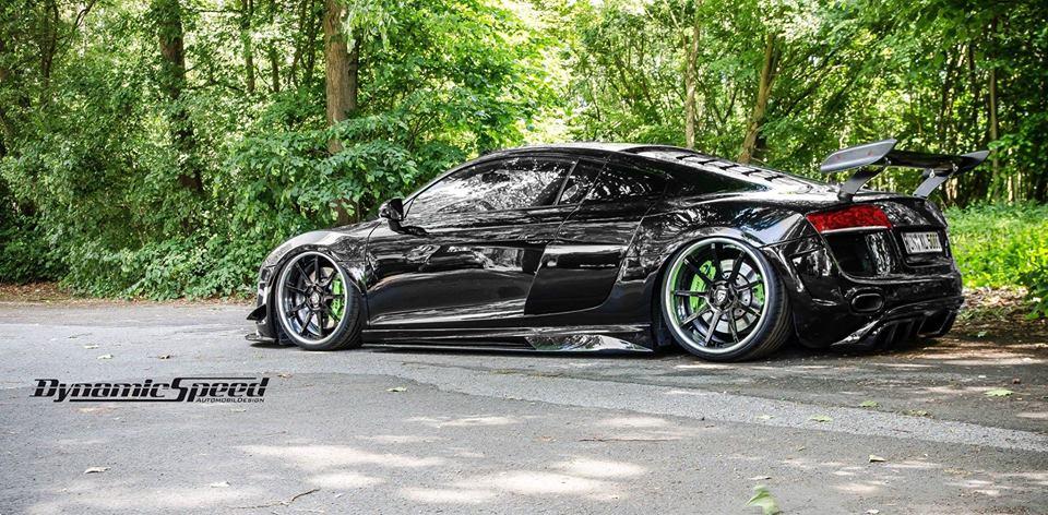 Dynamic Speed Audi R8 Tuning