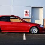 Honda Civic 6 Hatchback (2)