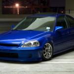 Honda Civic EJ Coupe Tuning (13)