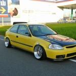 Honda Civic EK Tuning (1)