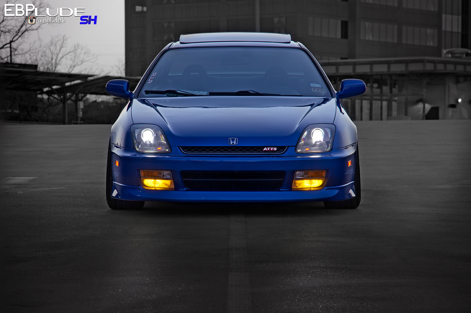 Honda Prelude Tuning on 2000 Honda Prelude Type Sh