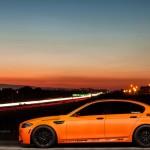 Matte Orange M5