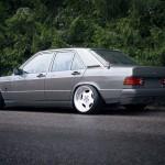Mercedes 190 Tuning W201 (3)