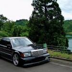 Mercedes 190 Tuning W201 (7)