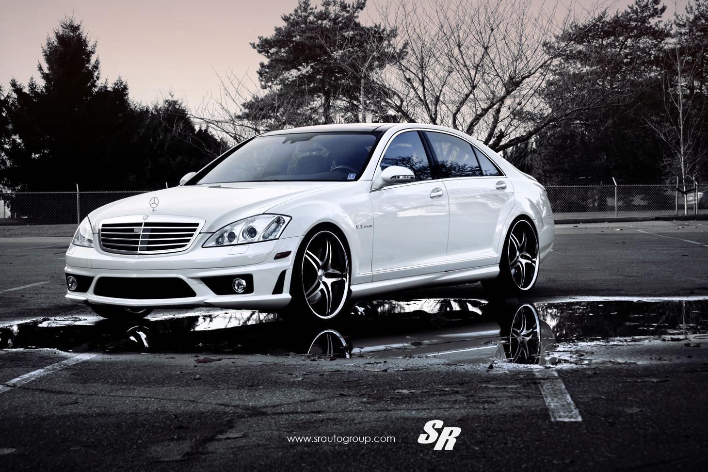 Mercedes S65 Amg Tuning 2 Tuning