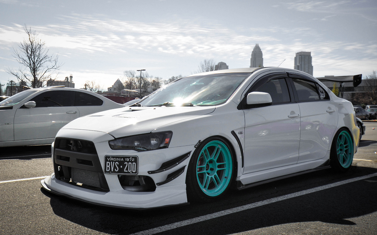 mitsubishi lancer evolution 10 tuning 8 tuning. Black Bedroom Furniture Sets. Home Design Ideas