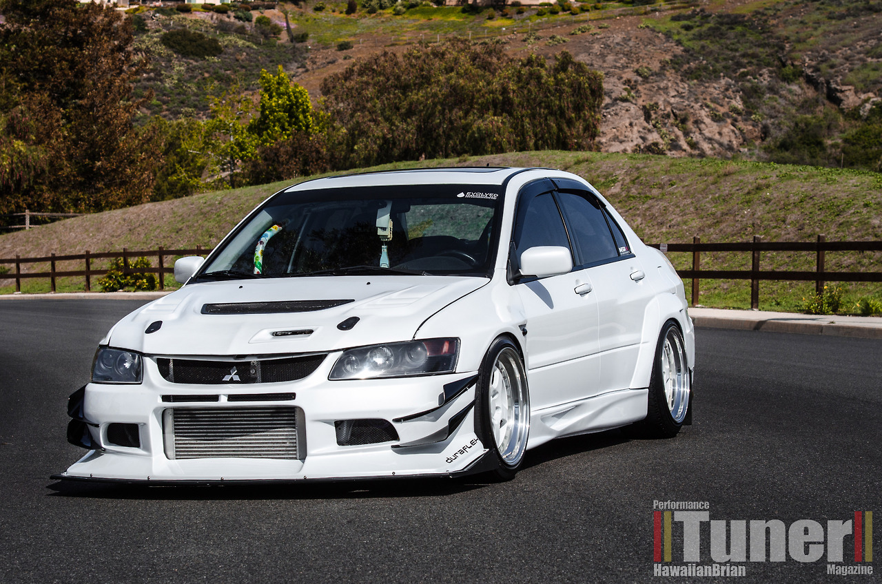 Mitsubishi Lancer Evolution Jdm Tuning Crystal City Car .
