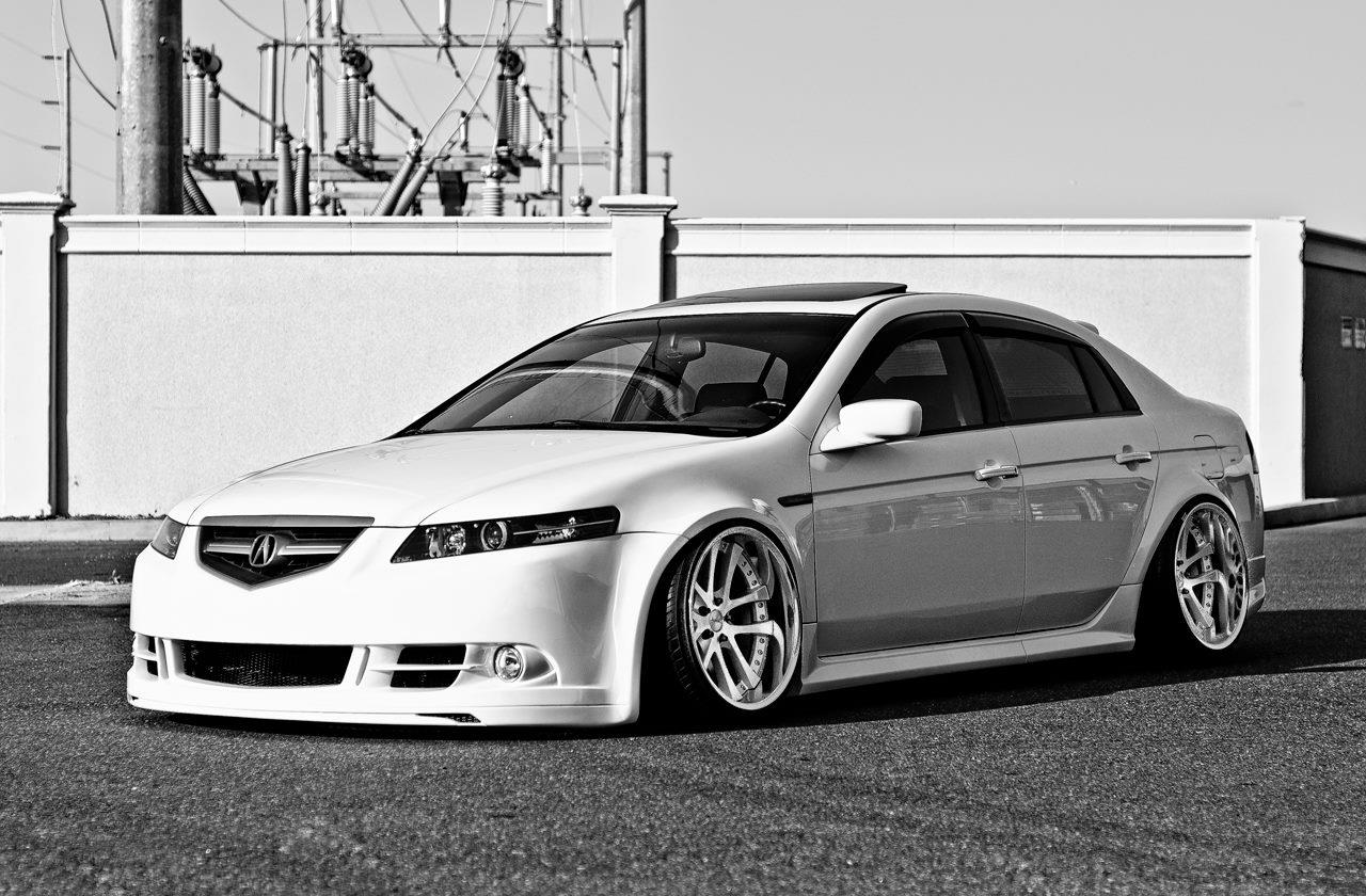 Modified Acura Tsx 1 Tuning