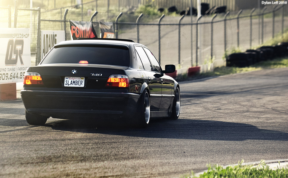 Modified BMW 740i 4