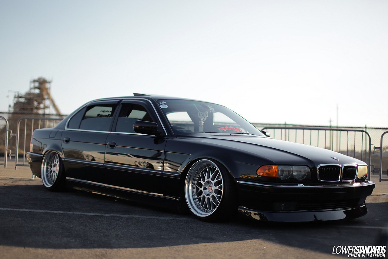 Modified Bmw E38 3 Tuning