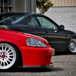 Modified Civic 6 Coupe Tuning (1)