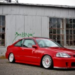 Modified Civic 6 Coupe Tuning (3)