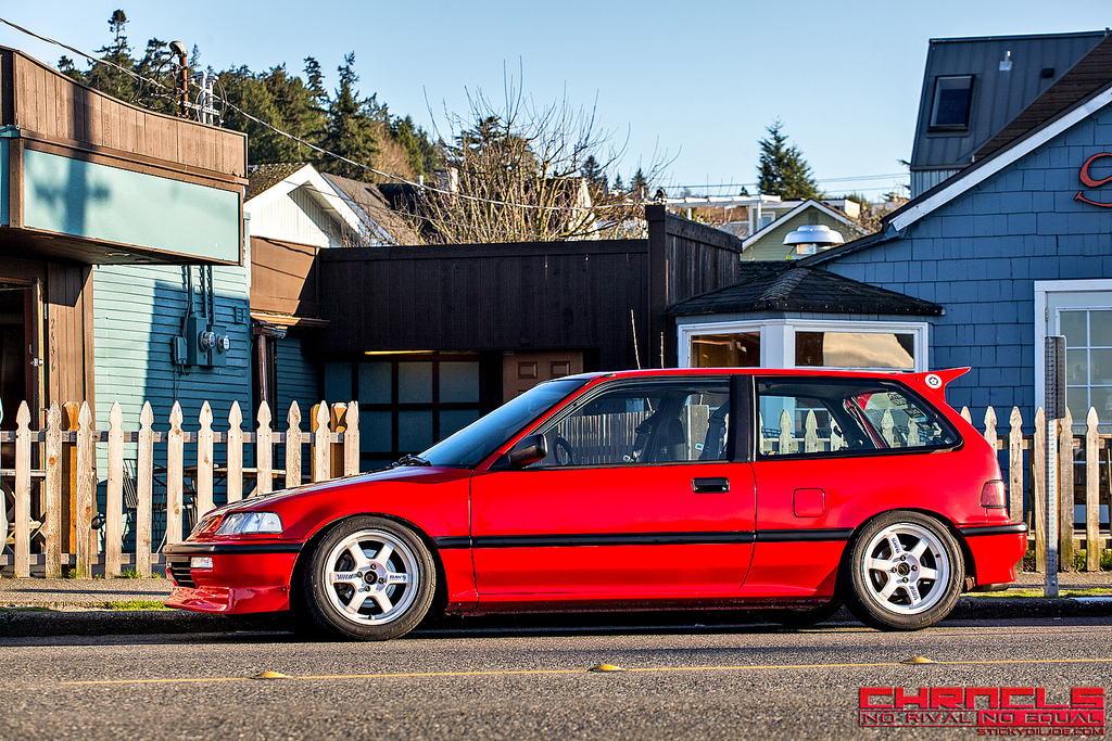 Modified Civic Ef 5 Tuning