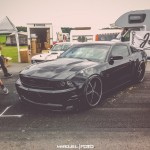 Modified Ford Mustang (1)