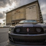 Modified Ford Mustang (2)