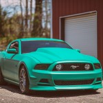 Modified Ford Mustang (3)