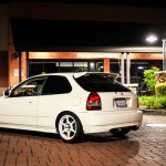 Modified Honda Civic 6G Hatchback (1)
