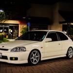 Modified Honda Civic 6G Hatchback (6)