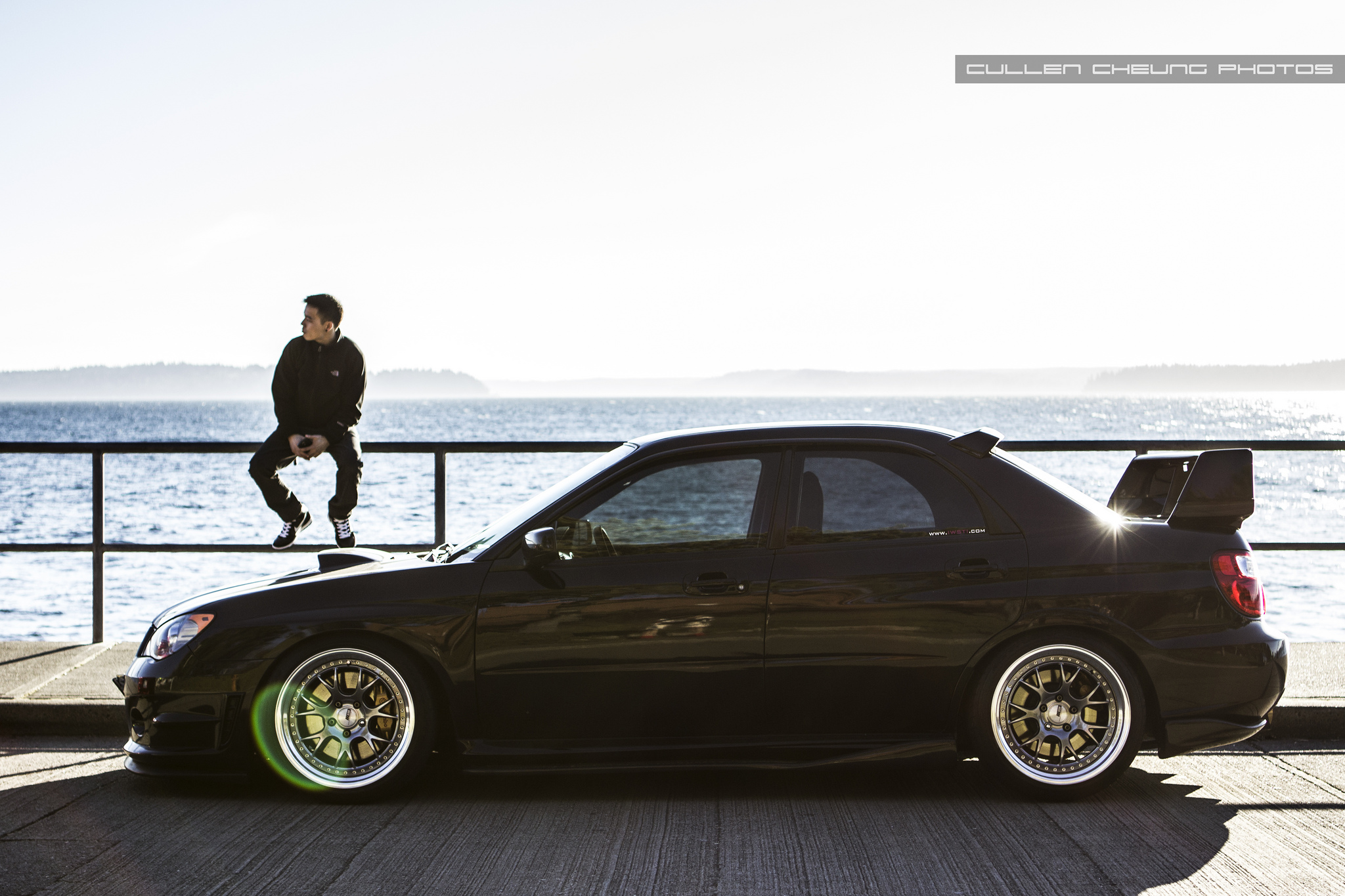 Modified Impreza Hawkeye 1 Tuning