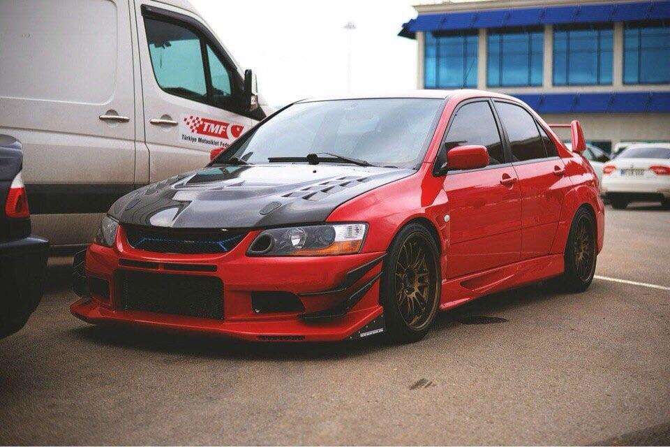 Mitsubishi evo 9 tuning