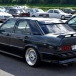 Modified Mercedes-Benz 190 W201 (3)