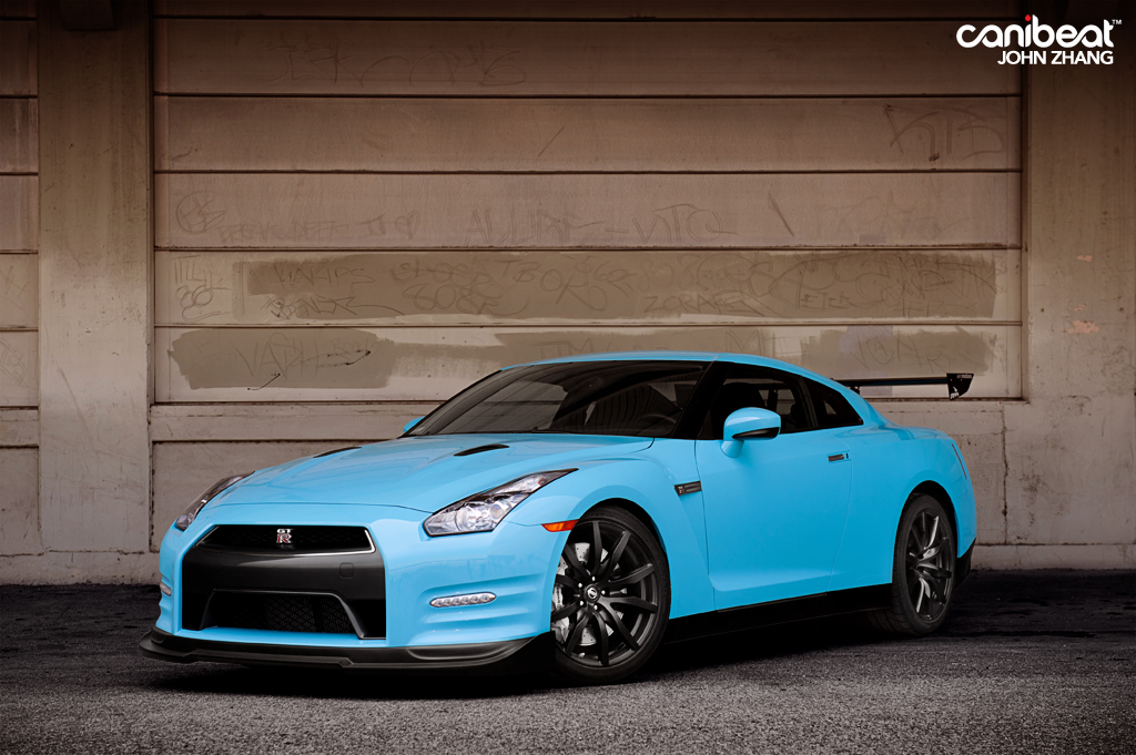 Modified Nissan Gt R 1 Tuning