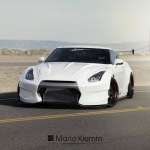 Modified Nissan GT-R (2)