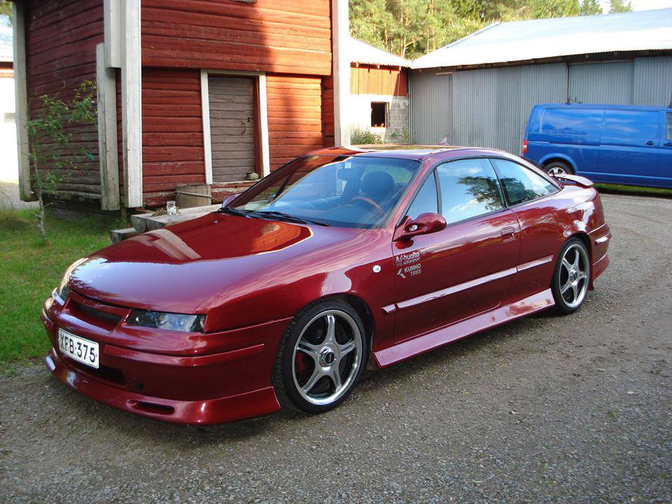opel calibra tuning 6 tuning. Black Bedroom Furniture Sets. Home Design Ideas