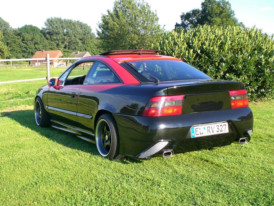 opel calibra tuning 8 tuning. Black Bedroom Furniture Sets. Home Design Ideas